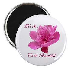 Beautiful Weight Loss Flower Magnet