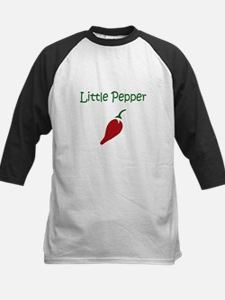 Little Pepper Kids Baseball Jersey