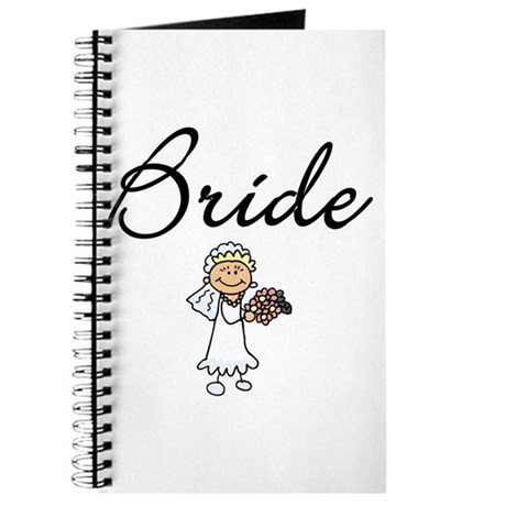Bride Tshirts and Gifts Journal