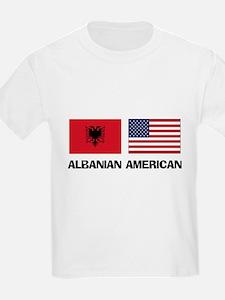 Albanian American T-Shirt