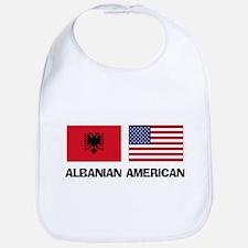 Albanian American Bib