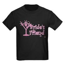 Pink C Martini Bride's Friend T