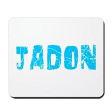 Jadon Faded (Blue) Mousepad