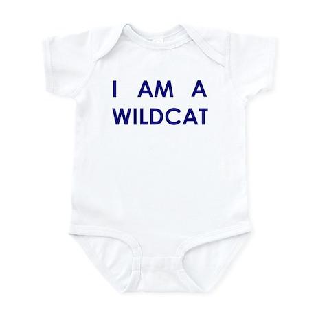 I Am A Wildcat Body Suit