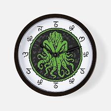 Great Cthulhu Wall Clock