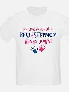 Hands Down Best Stepmom T-Shirt