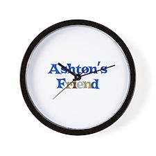 Ashton's Friend Wall Clock