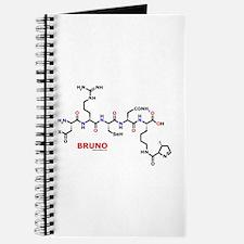 Bruno name molecule Journal