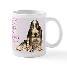 Basset Mom Mug