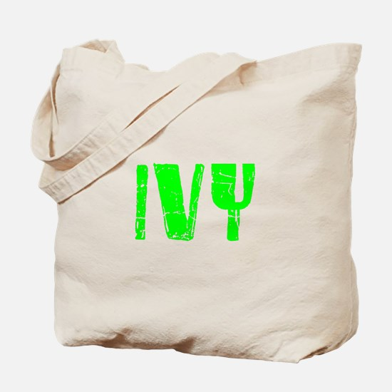 Ivy Faded (Green) Tote Bag