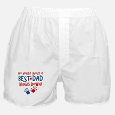 Hands Down Best Dad Boxer Shorts