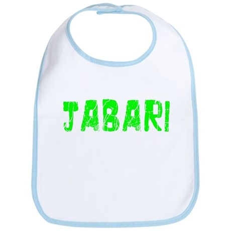 Jabari Faded (Green) Bib