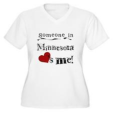 Minnesota Loves Me T-Shirt