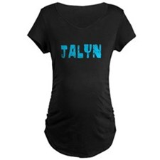Jalyn Faded (Blue) T-Shirt