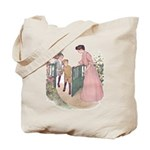Mother at the Gate Tote Bag