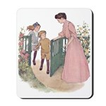 Mother at the Gate Mousepad