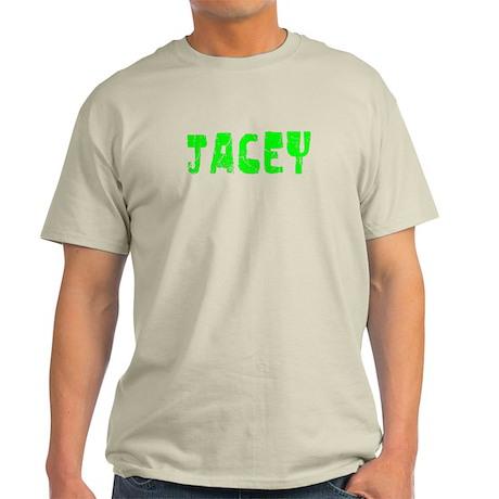 Jacey Faded (Green) Light T-Shirt