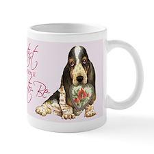 Basset Mom-to-Be Mug