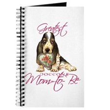 Basset Mom-to-Be Journal