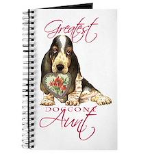Basset Aunt Journal