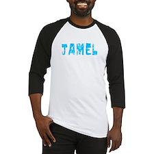 Jamel Faded (Blue) Baseball Jersey