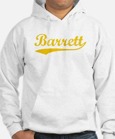Vintage Barrett (Orange) Jumper Hoody