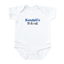 Kendall's Friend Infant Bodysuit