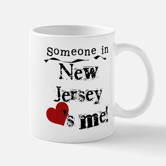 Someone in New Jersey Mug