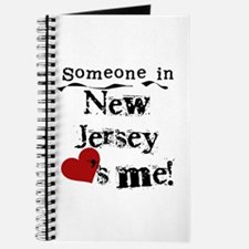 Someone in New Jersey Journal