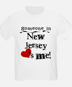 Someone in New Jersey T-Shirt