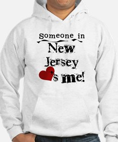 Someone in New Jersey Hoodie