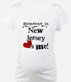 Someone in New Jersey Shirt
