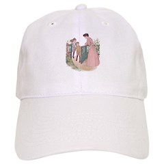 Mother at the Gate Baseball Cap
