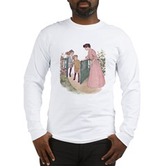 Mother at the Gate Long Sleeve T-Shirt