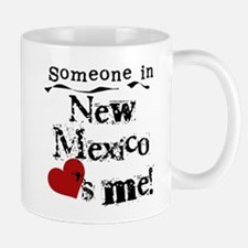 New Mexico Loves Me Mug