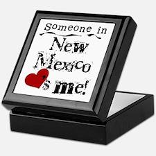 New Mexico Loves Me Keepsake Box