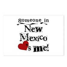 New Mexico Loves Me Postcards (Package of 8)