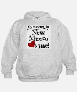 New Mexico Loves Me Hoodie