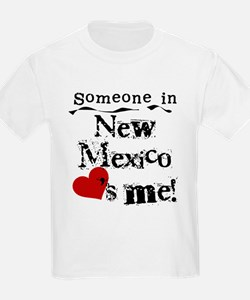 New Mexico Loves Me T-Shirt
