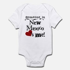 New Mexico Loves Me Infant Bodysuit