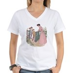 Mother at the Gate Women's V-Neck T-Shirt