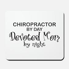 Chiropractor Devoted Mom Mousepad