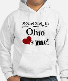 Someone in Ohio Hoodie