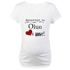 Someone in Ohio Shirt