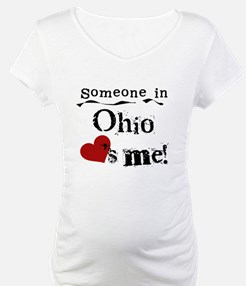 Someone in Ohio Shirt