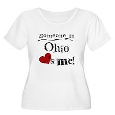 Someone in Ohio T-Shirt
