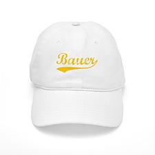 Vintage Bauer (Orange) Baseball Cap