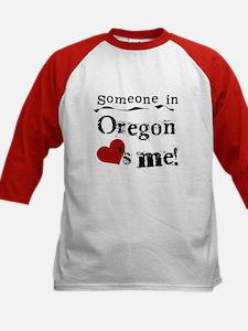 Someone in Oregon Tee