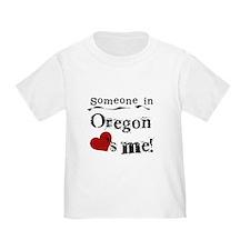 Someone in Oregon T