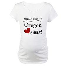 Someone in Oregon Shirt